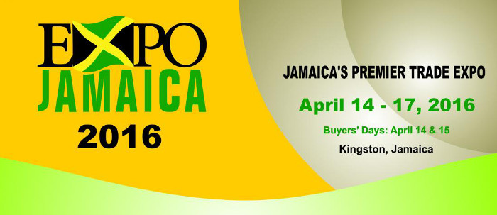 700 Expo Jamaica 2016 - Save-the-Date